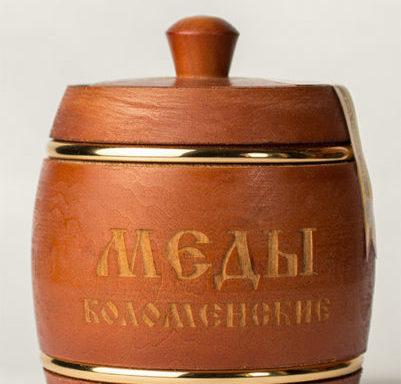 Бочонок «Морилка с обручем» 1 кг