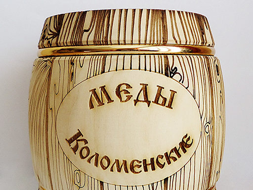 Бочонок с медом 1 кг