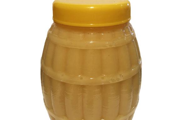 Мёд натуральный бочонок пэт 0,7 кг